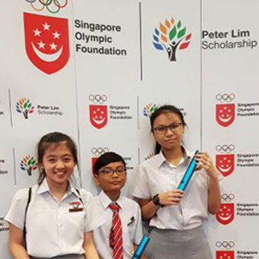 Congratulations to 3 of our students from Taekwondo being awarded the Peter Lim Scholarship.jpg